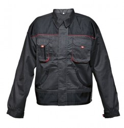 Jacheta de lucru Racer negru