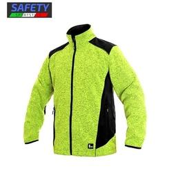 jacheta de primavara moderna verde fluo