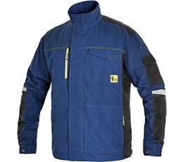 Jacheta lucru tercot Stretch albastru