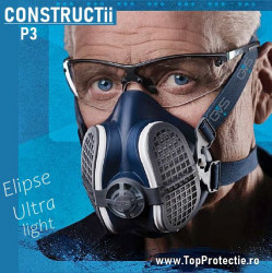 Masca protectie praf tehnologie premium P3 - LA CONTRACT 500+