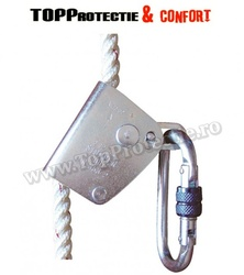 Opritor de cadere pentru franghie flexibila Ø 12 mm