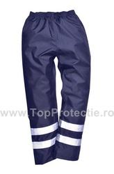 Pantaloni IONA impermeabili,dungi reflectorizante Navy S481