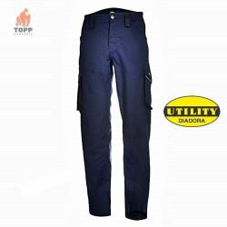 Pantaloni lucru Utility DIADORA Staff CARGO