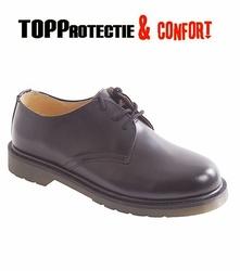 Pantofi cu pernite de aer Steelite OB din piele bovina