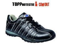Pantofi de protectie S1P, antistatica, talpa rezistenta la ulei