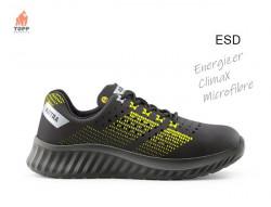 Pantofi ESD super design, usori S1P