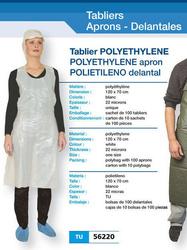 Sort unica folosinta Polietilena 56220 100 buc