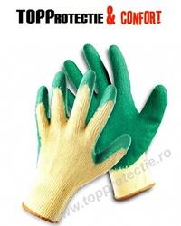 Manusi de protectie tricot impregnate cu latex FGrip