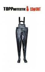 Cizme de protectie Chest Walder S5 PVC/Nitril impermeabil