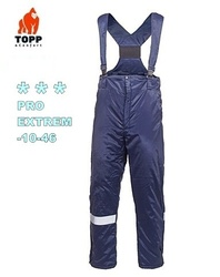 Salopeta de iarna pantaloni Echipamente protectie Frig -46
