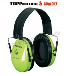 Antifoane externe 3M PELTOR verde lime