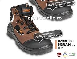 Bocanci de protectie profesionali Granite S3