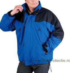 Geaca de iarna oras sport lucru Alternative Blue