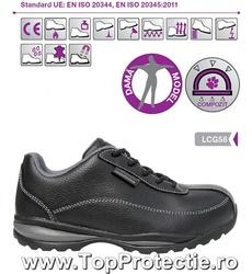 Incaltaminte pantofi protectie Dama Pro