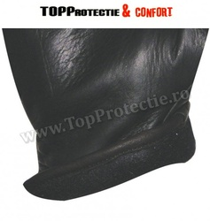 Manusi de protectie iarna negre cu polar 3M Thinsulate