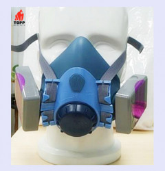 Masca de protectie P3 cu filtre alternativa Covid
