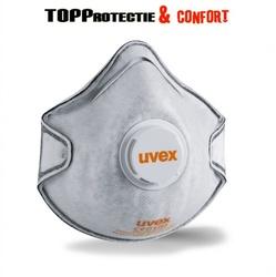 Masca de protectie SILV-AIR C FFP2 CARBON cu supapa - Indisponibil
