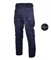 Pantaloni tactici Elite cu Teflon bleumarin Flex