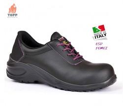 Pantofi de protectie dama confortabili