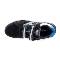 Pantofi protectie foarte usori tip sandale cu scai Seria New Light