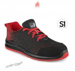 Pantofi usori de vara Safety Sport S1 culori la comanda