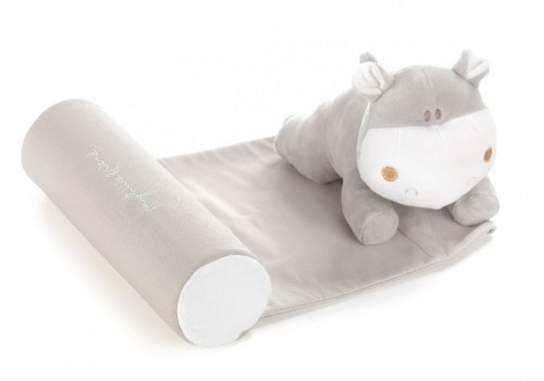 Poze Perna bebelusi cu paturica Hippo