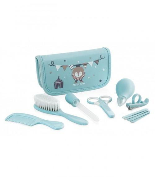 Poze Set Igiena Copii Baby Kit Azure Miniland