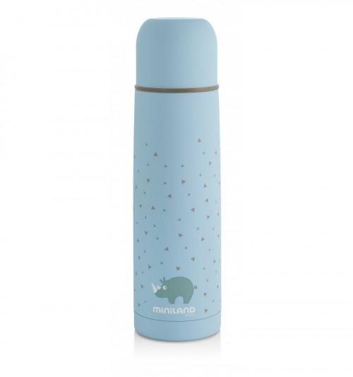 Poze Termos lichide Silky Blue 500 ml Miniland