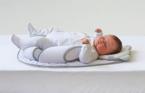 Poze Perna cu paturica bebelusi Panda Pad Air + Candide