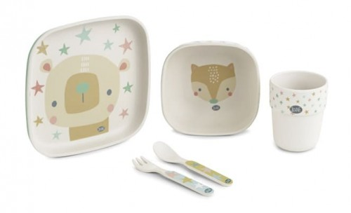 Poze Set harnire 5 piese din bamboo by Jane