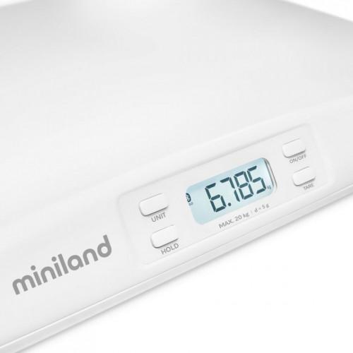 Cantar electronic copii eMyScale Plus Miniland