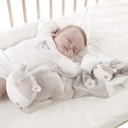 Perna bebelusi cu paturica Hippo