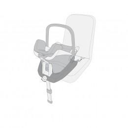 Ansamblu  scaun auto AIR SAFE cu baza isofix  AIR FIX.