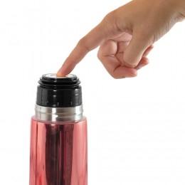 Termos lichide myBaby@me 500 ml Rose (set de 2 termosuri) Miniland