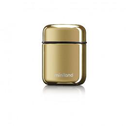 Termos Mancare Solida Deluxe 280 ml Gold Miniland