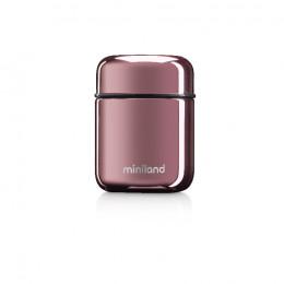 Termos Mancare Solida Deluxe 280 ml Rose Miniland