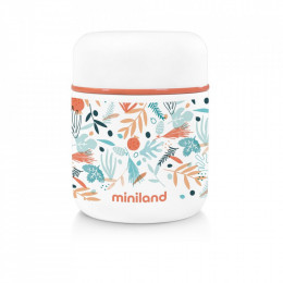Termos Mancare Solida Mini 280 ml Mediteranean Miniland