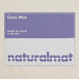 Saltea copii din fibre de cocos natural organic Naturalmat 70x140