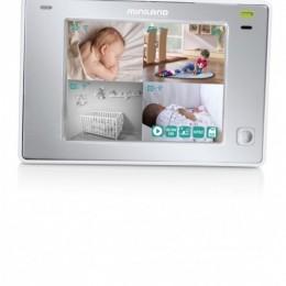 """Interfon video monitorizare copii 3.5"""" Touch Miniland"""