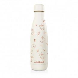 Sticla Termos 500 ml Natur Bunny Miniland