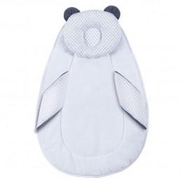 Perna cu paturica bebelusi Candide Panda Pad