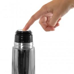 Termos lichide myBaby@me 500 ml Silver (set de 2 termosuri) Miniland