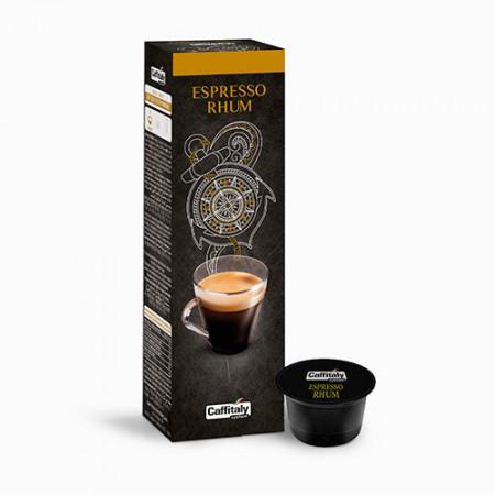 Capsule Caffitaly Espresso Rhum