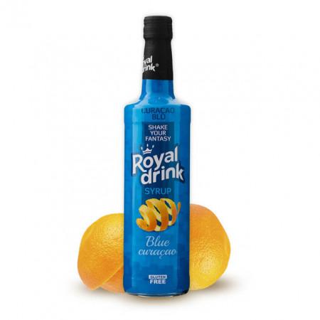 Royal Drink Sirop de Blu Curacao