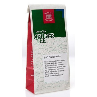 Demmers Bio Gunpowder 250 gr.