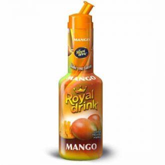 Piure din pulpa de mango