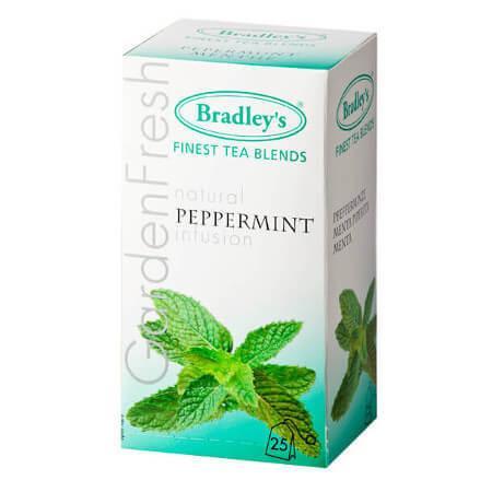Garden Fresh Peppermint Tea