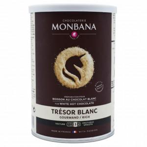 Monbana Ciocolata Alba 500 gr