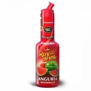 Piure de fructe din pulpa de Pepene Rosu Royal Drink 0.75cl
