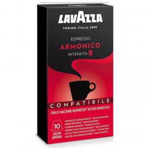 Capsule Lavazza Espresso Armonico compatibile Nespresso 10 buc.